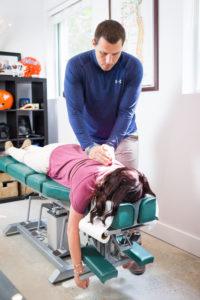 Spinal Manipulation at Gardner Chiropractic and Injury